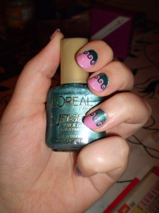 #0024 [Review] essence nail art designs 01 have fun!
