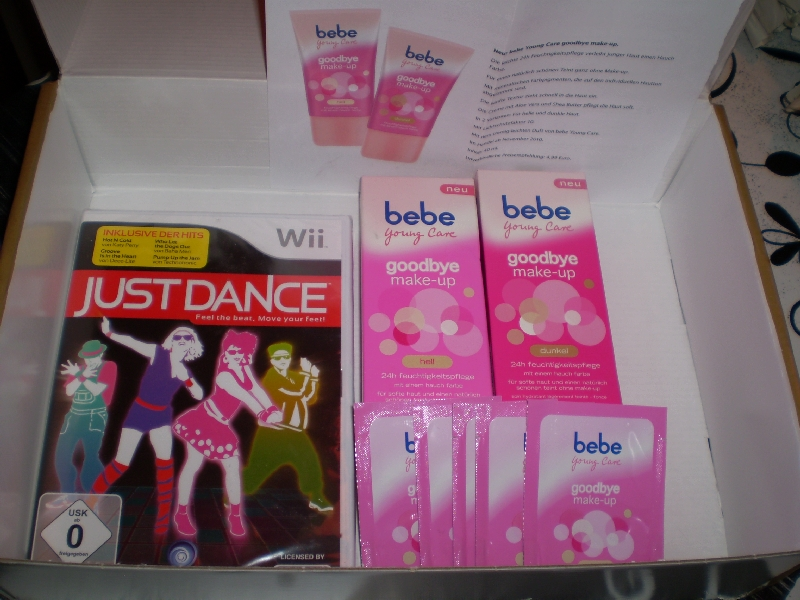 #0046 Just Dance und bebe