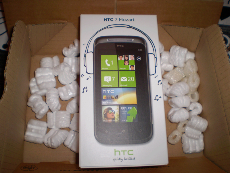 #0060 [Review] HTC 7 Mozart