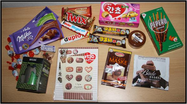 #0081 [Gewinnspiel] Schokoladen-Paradies