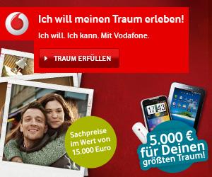 #0078 [Werbung] Vodafone erfüllt Dir Deinen Traum