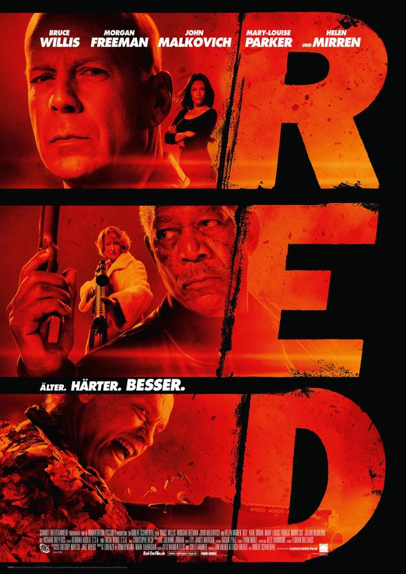 #0134 [Review] R.E.D. – Älter, härter, besser