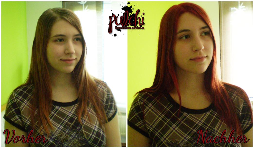 #0152 [Session-Life] Neue Farbe für mein Haar <3