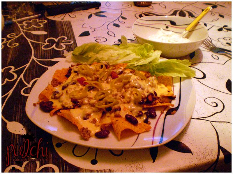 #0205 [Rezept] Nachos mit Käsesauce