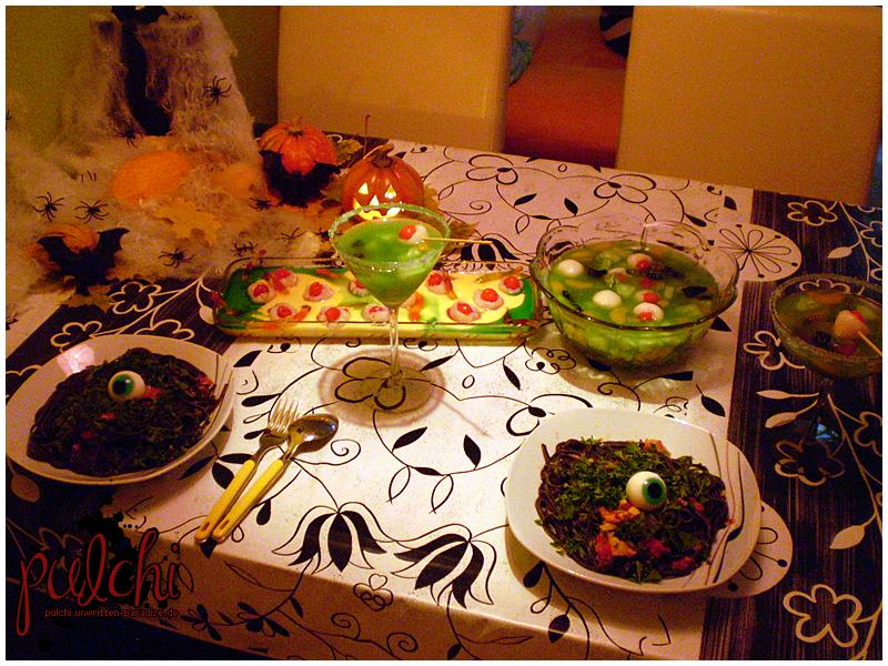 #0216 [Special] Halloween Dinner 2011