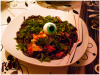 Halloween-Dinner - Leichenschmaus mit Einwohnern
