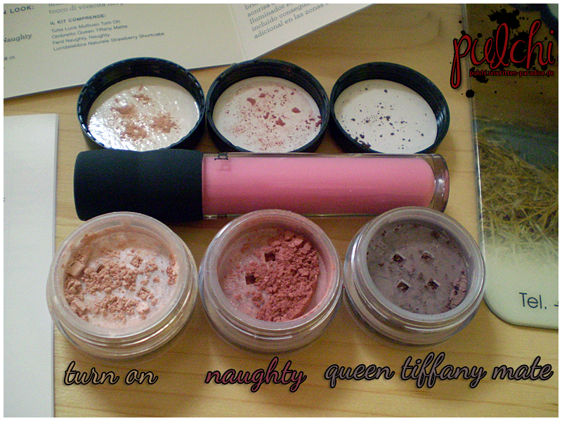 #0230 [Review] bareMinerals Make-Up von QVC