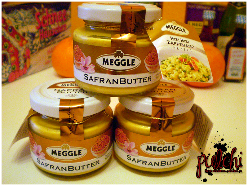 #0229 [Review] Meggle Safranbutter