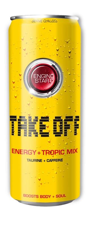 #0238 [Noozie] brandnooz ~ TAKE OFF Energy + Tropic Mix