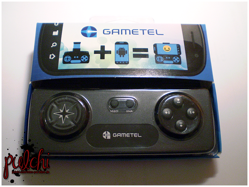#0243 [Review] Gametel
