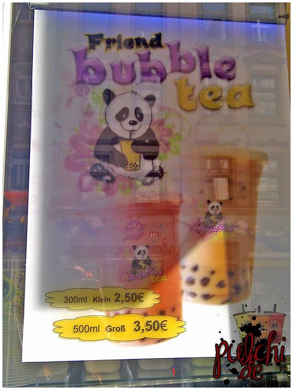 #0270 [Review] Friend Bubble Tea