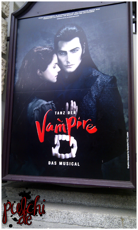 #0294 [On Tour] Tanz der Vampire & Museum