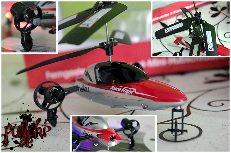 #0309 [Review] Helikopter mit Seiten-Turbinen