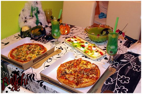 Halloween Dinner 2012