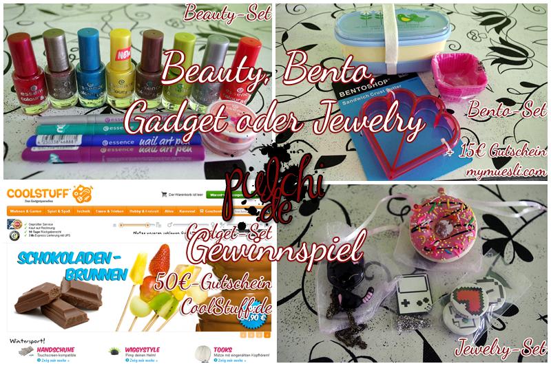 #0337 [Gewinnspiel] Beauty, Bento, Gadget oder Jewelry?