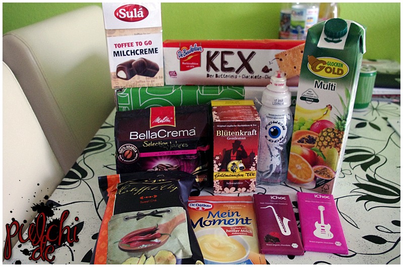#0347 [Review] brandnooz Box Januar 2013