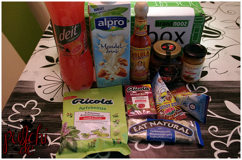 #0368 [Review] brandnooz Box Juni 2013
