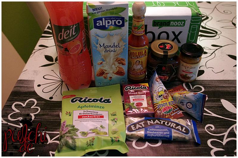 #0368 [Review] brandnooz Box Juni 2013