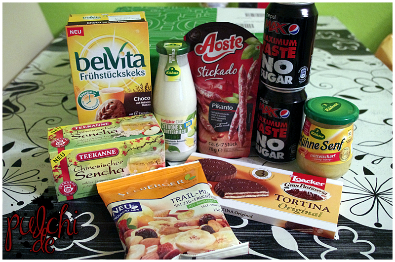 #0401 [Review] brandnooz Box Februar 2014