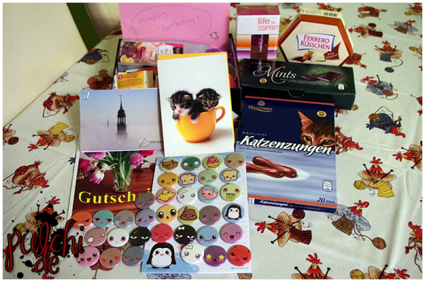 Geschenke 2014