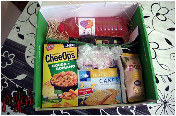 brandnooz Box April 2014