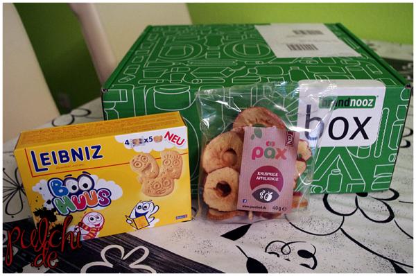 Leibniz BooHuus || PÄX Food - Knusprige Apfelringe