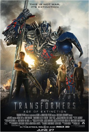 Transformers 4 ~ Ära des Untergangs