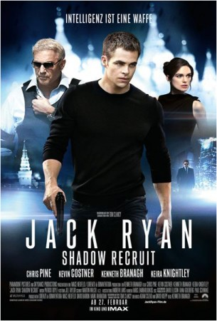 Jack Rayn ~ Shadow Recruit