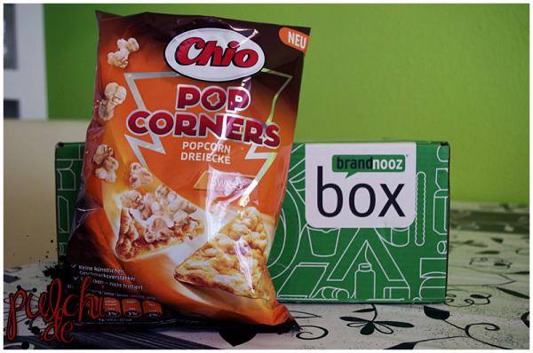 Chio PopCorners Sweet