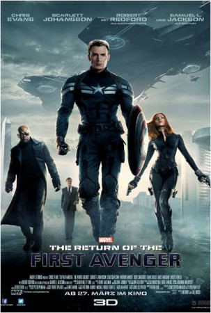 Captain America 2 ~ The Return of the first Avanger
