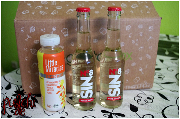 Little Miracles || Sin N°8