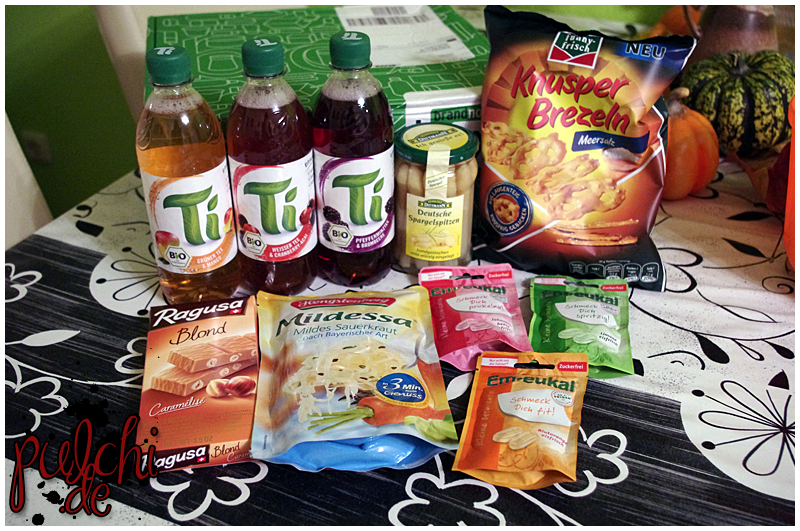 #0437 [Review] brandnooz Box Oktober 2014