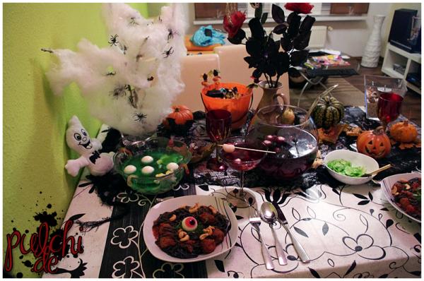 Halloween Dinner 2014