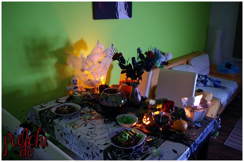 #0435 [Special] Halloween Dinner 2014