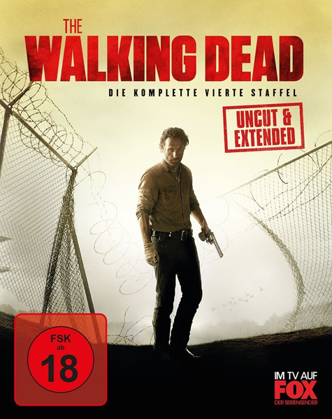 The Walking Dead ~ Staffel 4
