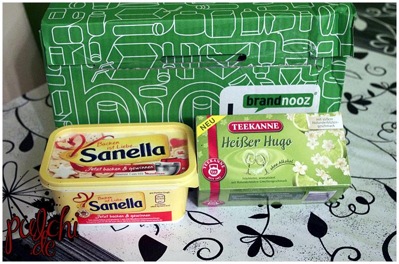 Sanella || Teekanne Tees Heißer Hugo