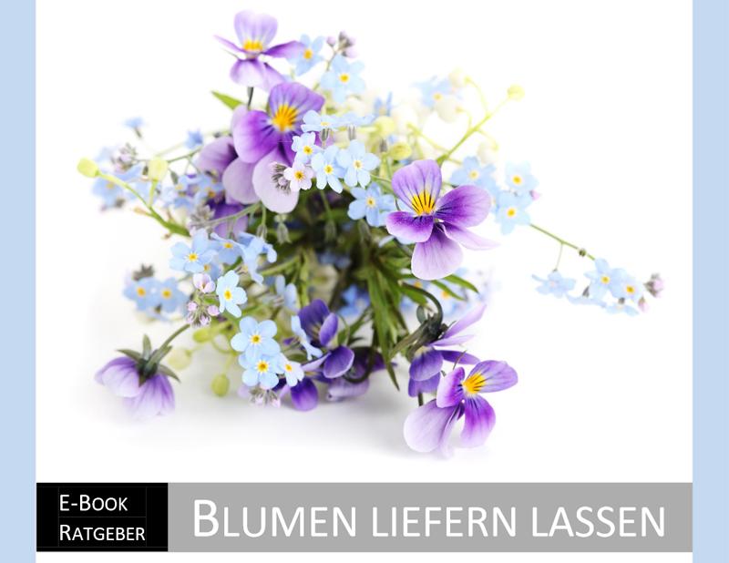 """E-Book """"Blumen online"""""""