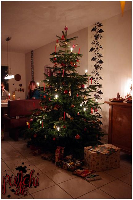 Weihnachtsbaum 2014 ~ Dark's Eltern