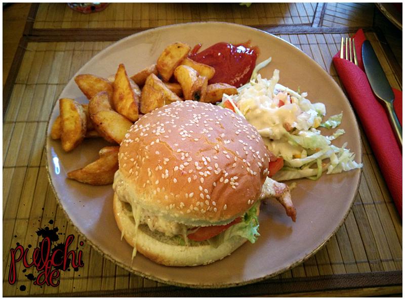 Hawaii Chickenburger