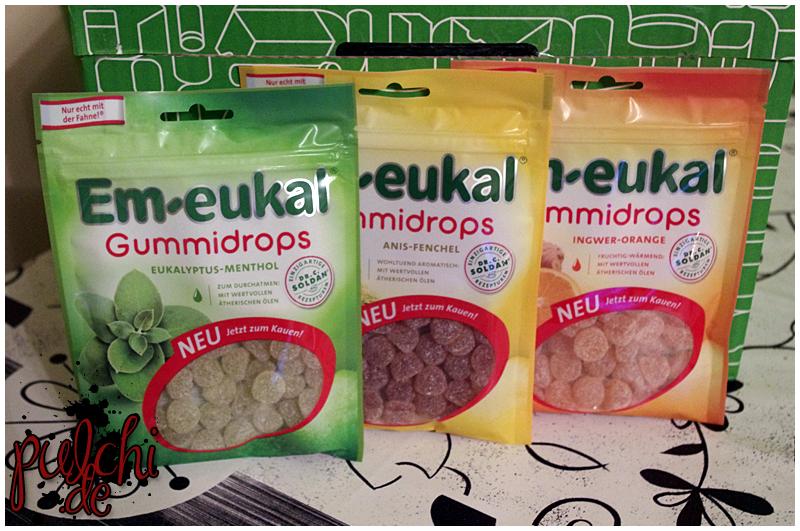 Em-eukal Gummidrops