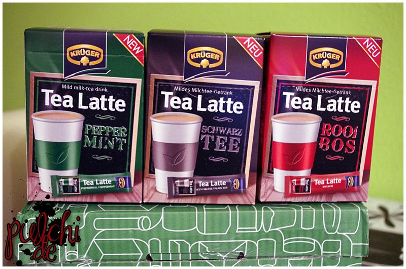 KRÜGER Tea Latte