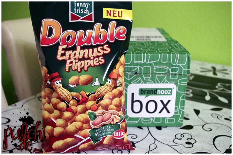 funny-frisch Double Erdnuss Flippies