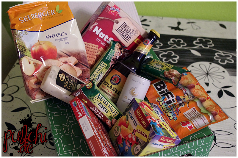 #0471 [Review] brandnooz Box Februar 2015