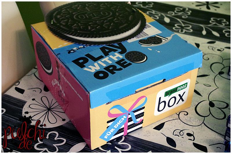 OREO Play Box