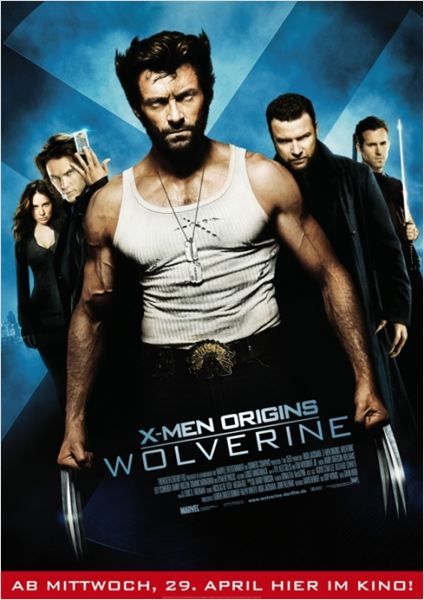X-Men Origins ~ Wolverine