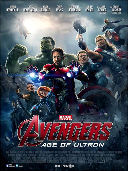 Avengers 2 ~ Age of Ultron