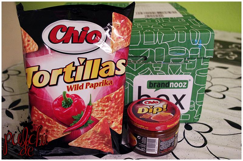 "Chio Tortillas ""Wild Paprika"" || Chio Dip! Honey Jalapeño"
