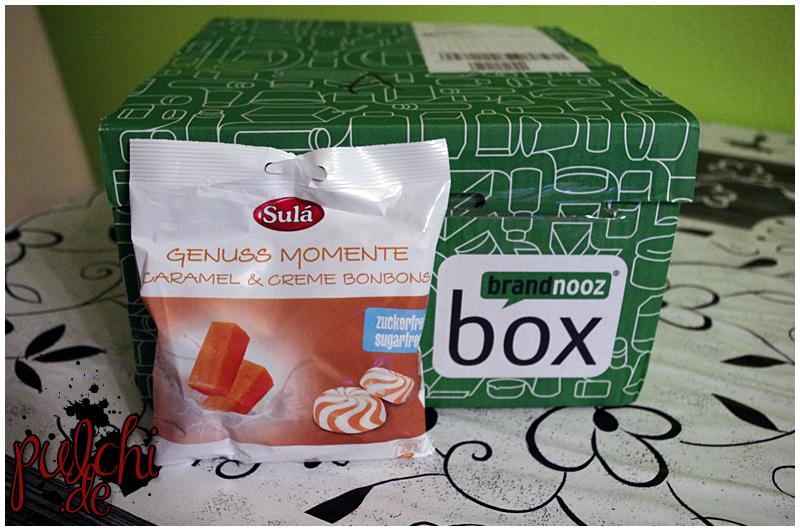 "Sulá Genuss Momente ""Caramel & Creme Bonbons"""