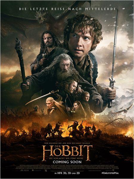 Der Hobbit 3 ~ Die Schlacht der Fünf Heere