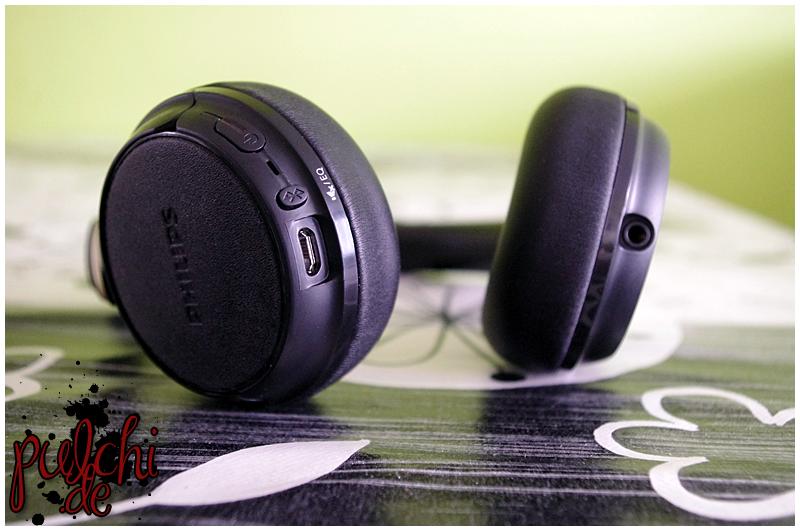 #0481 [Review] Philips Kabellose Bluetooth-Kopfhörer SHB9250